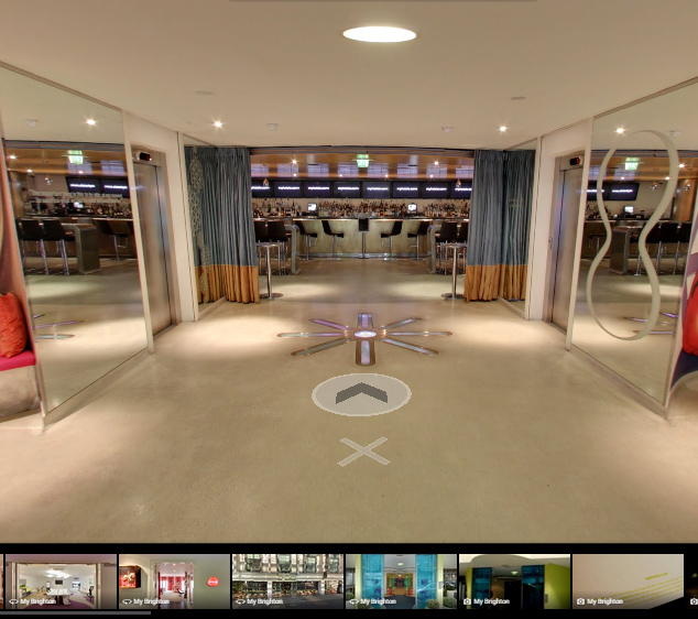 how to make google virtual tour
